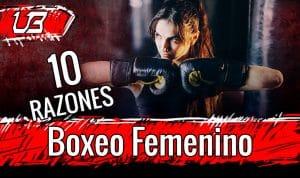 boxeo para mujer